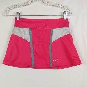 Nike Flex Tennis Skirt/Skort medium hot pink biker